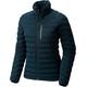 """""""Mountain Hardwear W´s StretchDown Jacket Blue Spruce"""""""